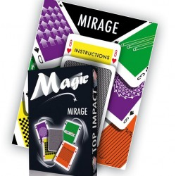 Cartes magic Mirage