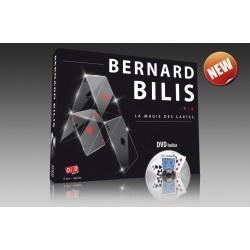 Magie des cartes de Bernard Bilis