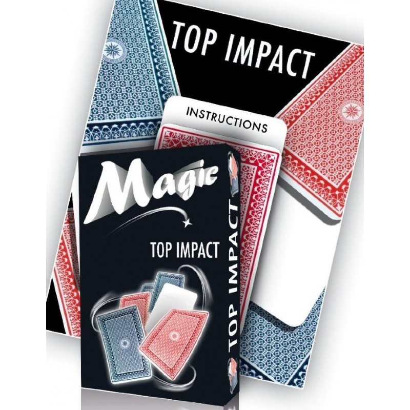 Cartes magic Top Impact