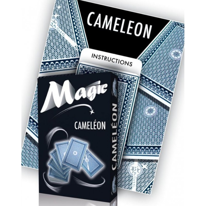 Cartes magic Cameleon