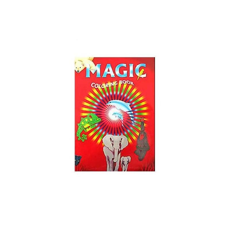 Petit livre magique couleur apparition