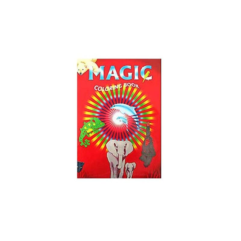 Grand livre magique apparition d'images
