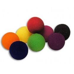 Balles éponge soft 1,5 inch