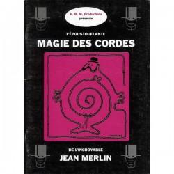 """Livret """"La magie des cordes"""" de Jean Merlin"""