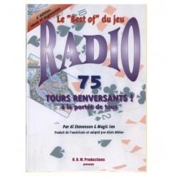 """Livret """"Le best of du jeu Radio"""""""