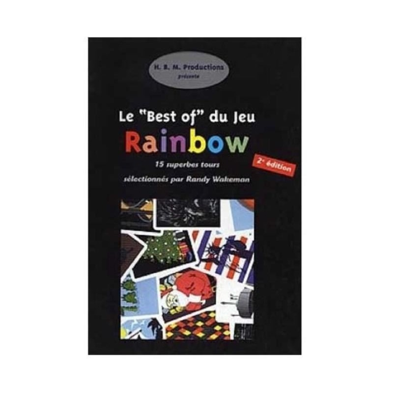 "Livret ""Le best of du jeu Rainbow"""