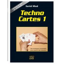 "Livret ""Techno Cartes 1"""