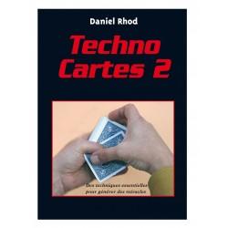 "Livret ""Techno Cartes 2"""