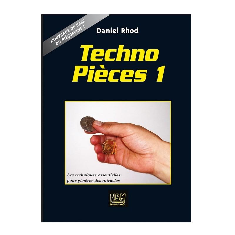 """Livret """"Techno Pièces 1"""""""