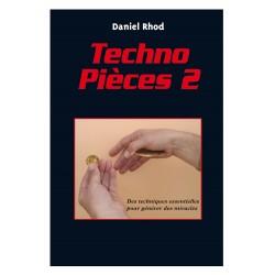 """Livret """"Techno Pièces 2"""""""