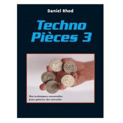 """Livret """"Techno Pièces 3"""""""