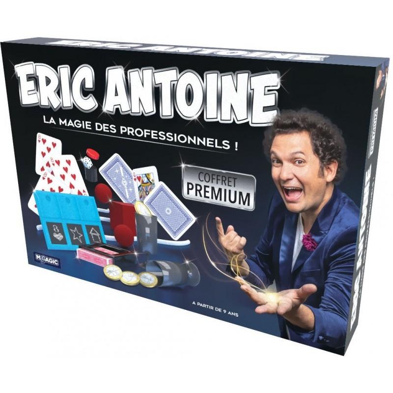 Coffret Premium d'Eric Antoine