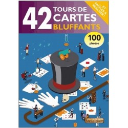 "Livre ""42 Tours de Cartes Bluffants"""