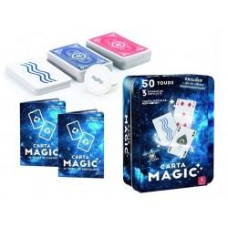 """Magie des cartes """"50 tours de cartes"""""""