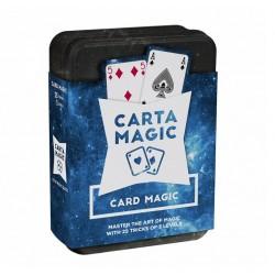 """Magie des cartes """"25 tours de cartes"""""""