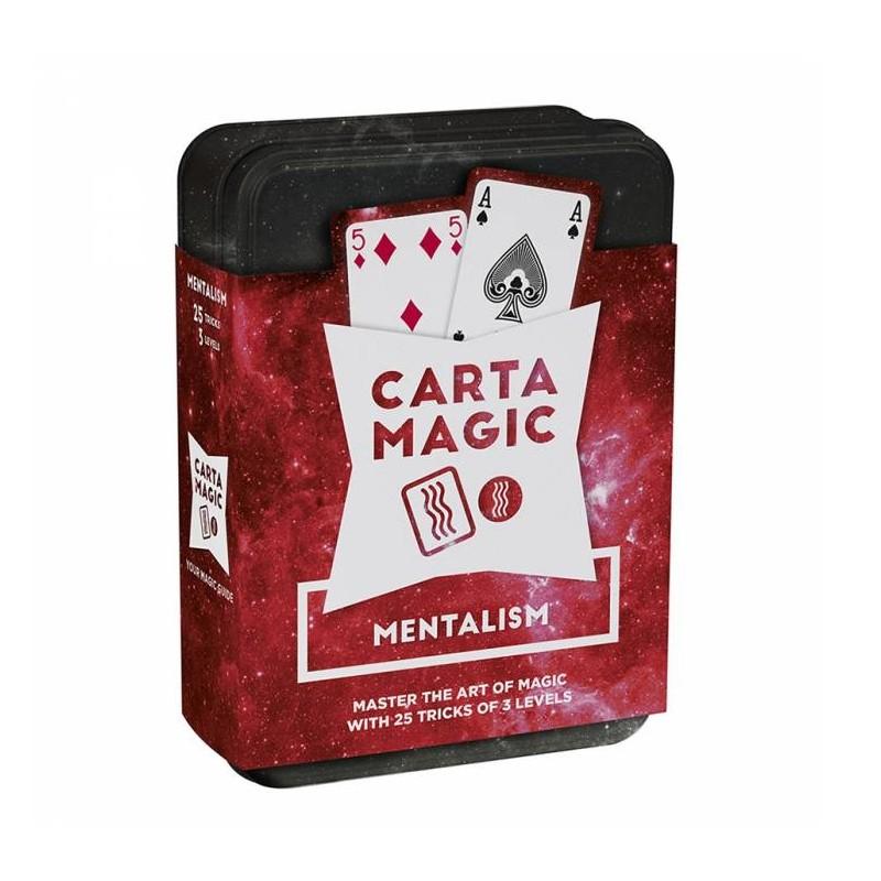 """Magie """"25 tours de mentalisme"""""""