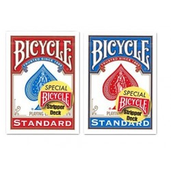 Bicycle Poker Biseauté