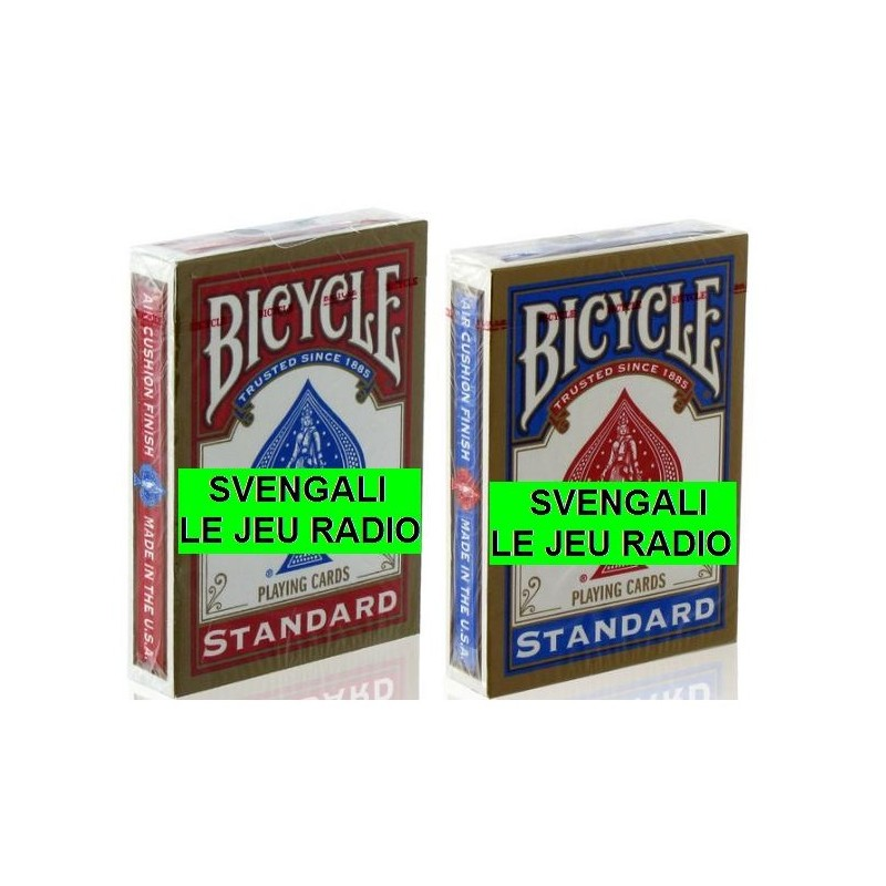 Bicycle Poker Svengali (Radio)