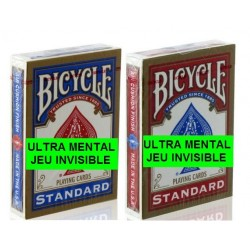 Bicycle Poker Ultra mental