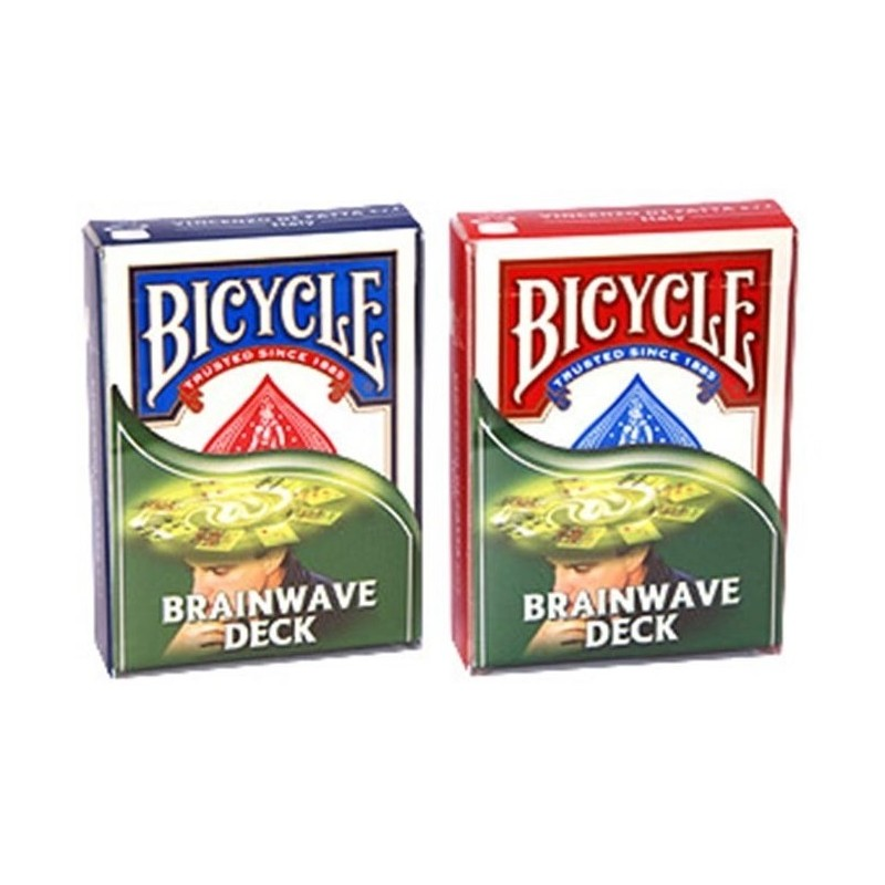 Bicycle Poker Brainwave